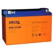 Аккумулятор DELTA DTM 12100