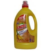 Qalt Excel mycí prostředek na dřevěné podlahy 3 l