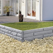 Gard decorativ de gradina