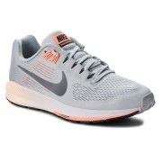 Обувки NIKE - Air Zoom Structure 21 904701 008 Wolf Grey/Dark Grey
