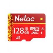 Netac Micro SDXC 128GB minneskort Class 10
