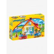 Playmobil 9527 Casa de Férias, da Playmobil amarelo medio liso