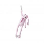 Happy Horse- 130613 Jucarie muzicala de plus Iepurasul Reece Pink, 38 cm