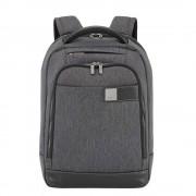 Titan Power Pack 15.6'' Laptop Backpack Slim mixed grey backpack