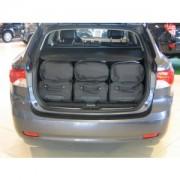 Toyota Avensis III 2008-2015 Car-Bags Travel Bags