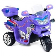 Oh Baby Baby Battery Operated Bike Assorted Color With Musical Sound And Back Basket For Your Kids SE-BOB-49