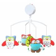 Carusel muzical Owls