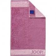 JOOP! Serviettes Breeze Doubleface Serviette d'invité Rose 30 x 50 cm 1 Stk.