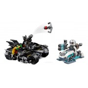 LEGO Super Heroes 76118 Mr. Freeze™ vs. Batman na Batmotoru™
