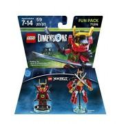 Branded Lego Dimensions Fun Pack: Lego Ninjago Nya