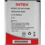 Intex Aqua Star HD Li Ion Polymer Replacement Battery BR1876BE