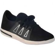 Running Rider Net Men's Casual Sneaker Black Shoes