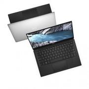"""Dell 2019 Dell XPS 13 9380 Laptop 13.3"""" 4K UHD InfinityEdge visualización táctil, 8ª generación Intel Whiskey Lake i7-8565U, lector de huellas dactilares Plus compatible con portafolios Dell, 1TB SSD 16GB Win 10 PRO 4K Platinum Silver"""
