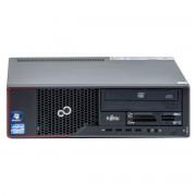 Fujitsu Esprimo E900 Intel Core i5-2400 3.10 GHz, 4 GB DDR 3, 500 GB HDD, DVD-ROM, SFF, Windows 10 Home MAR