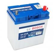 Bosch S4 12V 40Ah 330A Jobb+ ázsiai autó akkumulátor