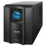 UPS, APC Smart UPS, 1500VA, SmartConnect, Line Interactive (SMC1500IC)