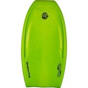 Wave Skater Shadow Fish Bodyboard (Lime)