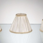 Spare Shade for Pleated Table Lights 23 cm