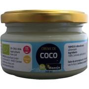 Crème de Noix de Coco Biologique - 200 g