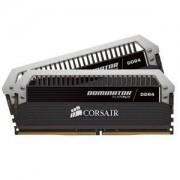 Mémoire PC Corsair Dominator Platinum 32 Go (2x 16 Go) DDR4 3200 MHz CL16 - Kit Dual Channel 2 barrettes de RAMPC4-25600 - CMD32GX4M2C3200C16 (garantie à vie par Corsair)