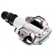 Shimano Cykelpedaler Shimano SPD PD-M520 Vit