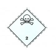 Eticheta avertizare/informare