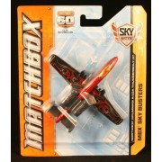 NORTHROP GRUMMAN A-10A THUNDERBOLT II * MATCHBOX 60TH ANNIVERSARY * Die-Cast 2012 MATCHBOX Sky Busters Series Airplane