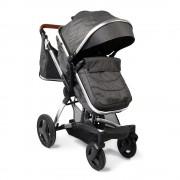 Cangaroo Kombinovana Kolica za bebe Veyron Dark Gray (CAN4609)