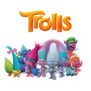 Set pentru botez cu tema Trolls