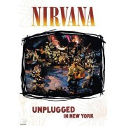 Nirvana MTV unplugged in New York DVD st.