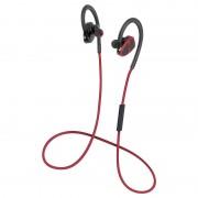 AEG KH 4232 BT Auriculares Deportivos Bluetooth Negro/Rojo