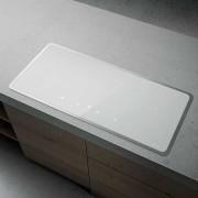 Elica Lien Diamond 874 WH beépíthető indukciós kerámia főzőlap - fehér