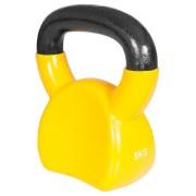 Gorilla Sports Kettlebell 8 kg Ergonomisch (extra stabiel) - Gorilla Sports
