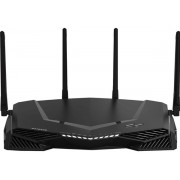 Router Wireless Netgear XR500 PRO Gaming, Dual Band, Gigabit, 2600 Mbps, 4 Antene externe (Negru)