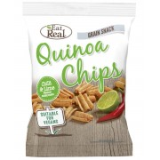 Eat Real Quinoa Chips Chilli Lime 30 g