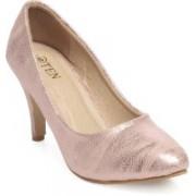 TEN Women Natural Heels