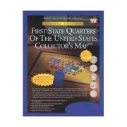 First State Quarters of the United States Collector's Map - Limited Edition