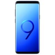 "Telefon Mobil Samsung Galaxy S9 Plus, Procesor Snapdragon 845, Octa-Core 2.7GHz / 1.7GHz, Super AMOLED Capacitive touchscreen 6.2"", 6GB RAM, 128GB Flash, Camera Duala 12MP+12MP, 4G, Wi-Fi, Dual SIM, Android (Albastru) + Cartela SIM Orange PrePay, 6 euro c"