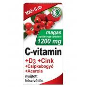 DR.CHEN C-VITAMIN+D3+CINK 105 DB