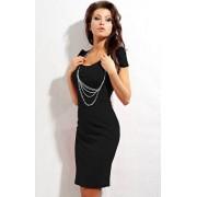 Sukienka 131 (czarny)