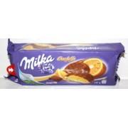 Biscuiti Milka ChocoJaffa Portocala 147g