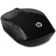 HP Ratón HP X200 (Inalámbrico - 1000 dpi - Negro)