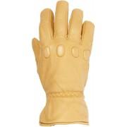 Helstons Wayne Winter Motorcycle Gloves Gold 3XL