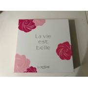 Prázdna Krabica Lancome La Vie Est Belle, Rozmery: 24cm x 24cm x 5cm
