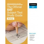 The Official SAT Subject Test in Biology Sudy Guide, Paperback