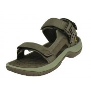 Teva Tanway Leather - chocolate brown - Size: 42