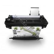 Плотер HP DesignJet T520 (91cm), p/n CQ893A - Широкоформатен принтер / плотер HP