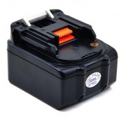 Batería herramienta inalámbrica 14.4V 3Ah Makita LI-ION BL1430 BDA340RFE, BDA341RFE, BDF343 Lithium-Ion.