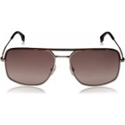 Carrera Retro Square Sunglasses(Grey)