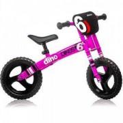 Детско колело за баланс - Rosa Fluo, Dino Bikes, 120117540